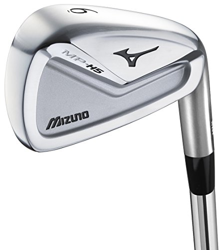 NEW Mizuno MP-H5 4-PW Irons KBS Tour Steel Regular Shafts MPH5 - 2015