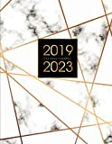 img - for 2019-2023 Five Year Planner: Elegant Marble, 60 Months Calendar, 5 Year Appointment Calendar, Business Planners, Agenda Schedule Organizer Logbook and ... (5 Year Monthly Planner 2019-2023) (Volume 5) book / textbook / text book
