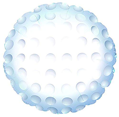 Golf Ball Metallic 18