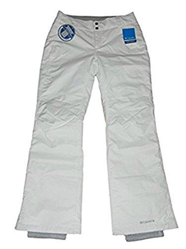 Columbia Womens Arctic Trip Ski Snowboard Pants White by Columbia