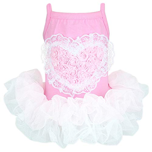 Parisian Pet Dog Clothes for Small Dogs Cat Apparel Puppy Outfits and Dresses