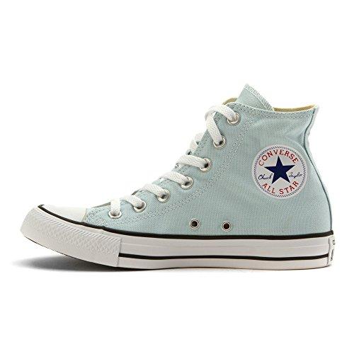 ConverseChuck Taylor All Star Fresh Colours Hi - Pantofole a Stivaletto Donna, blu (Blu - Polar Blue), 44