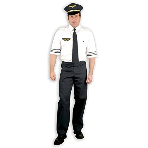 Adult (Mile High Captain Costume)