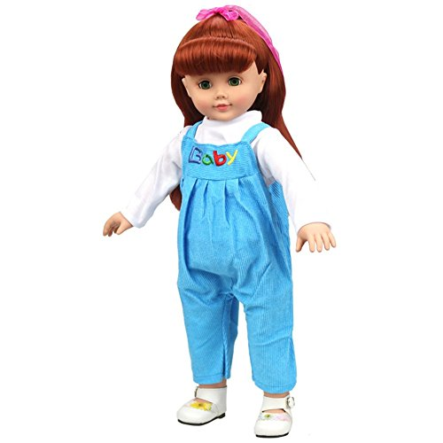 YYJC-Online 2 Colors American Girl Doll Cloths Outfits Fits for 18