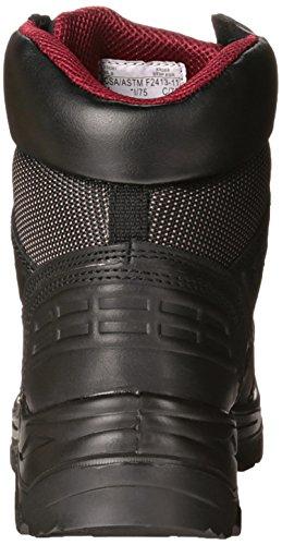 Kodiak Mens Mens Rebel 6 Inch Werkschoen Zwart