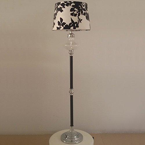 SDKKY SDKKY SDKKY europäischen Kristall Kristallglas verGoldet   Stehlampe Schlafzimmer Wohnzimmer Stehlampe B01LZYMJNB | Exquisite (mittlere) Verarbeitung  a95047