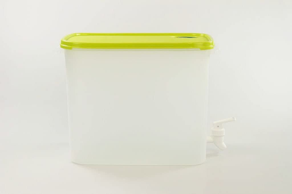 Tupperware to go dispensador de agua 8,7 L cal Blanco Dispensador ...