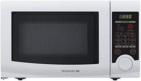 Daewoo KQG-6L3B Encimera 20L 700W Color blanco - Microondas ...