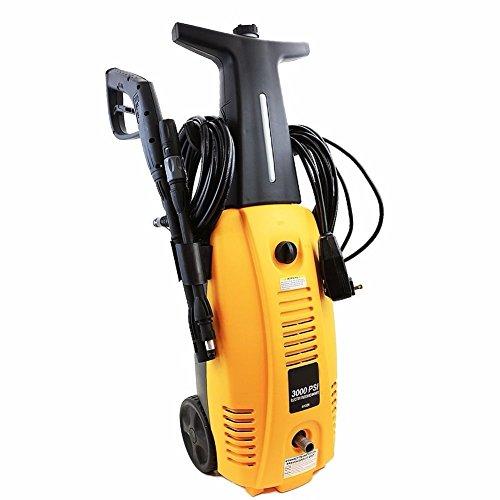 Electric Pressure Washer 3000PSI Burst Power High Pressure 2000W Motor Sprayer by Generic