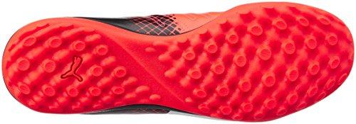 Puma Evopower 4.3 Tricks Tt, Botas de Fútbol para Hombre Rojo - Rot (Red Blast-Puma White Black 03)