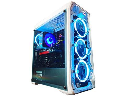DASEEN GAMING PC CPU i5,i7/GTX1650,GTX1660,RTX2060,RTX2070S,RTX2080S/256G,512G SSD+1TB HDD/RAM 8G,16G,32G,64G.NEW MODEL COMPUTER DESKTOP (CPU i7 10700/GTX1660 6G/256 SSD+1TB HDD, RAM 8GB)