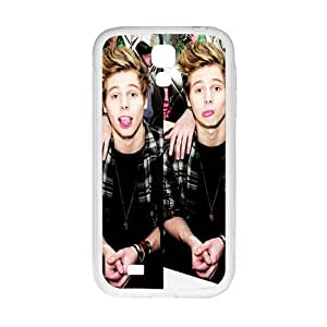 Funny young man Cell Phone Case for Samsung Galaxy S4