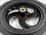 """L-faster 8"""" Pneumatic Wheel with Inner Tube for"""