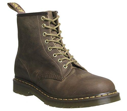 Dr. Martens Herren 1460 Classic Boot Braun