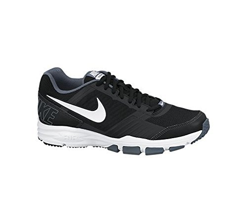 New Nike Men's Air One TR 2 Cross Trainer Black/Dark Grey 13 (Air Flex Trainer Ii compare prices)