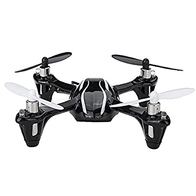 HUBSAN H107L X4 Drone 360°Flips & Rolls RC Quadcopter with USB Charger