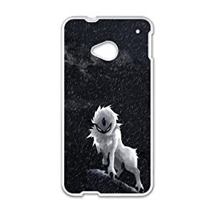 Mountain Wolf New Style High Quality Comstom Protective case cover For HTC M7