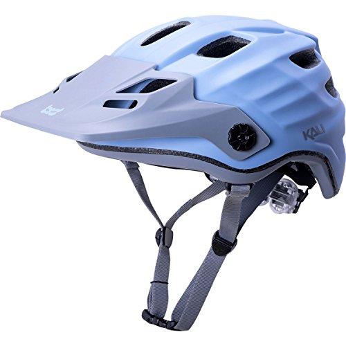 Kali Protectives Maya Enduro Accessory Mount Helmet Solide Matte Ice Blue/Grey, L/XL