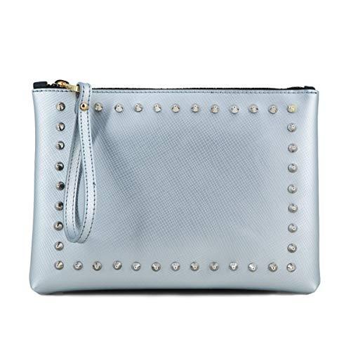 Gum Gianni Chiarini Design  Pochette Numbers Medium Silver Gum_bc4042 / 19pe_0406