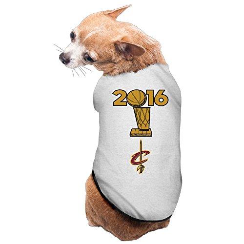 (2016 Finals Champions Winger Cavs Dog Clothing Cute Pet Clothes)