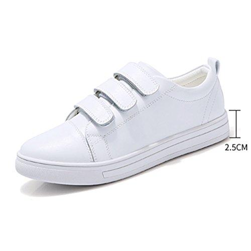 donna per da bianco 40 colore basse Scarpe Hwf taglia bianche donna bianche qwF4SRTc6x