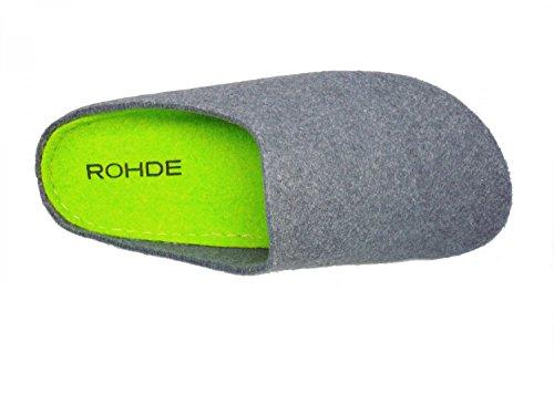 Sabots Riesa Rohde Femme Tons Gris de C5wdfqw