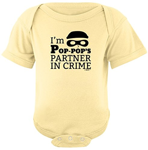 Baby Gifts All Pop Pops Bodysuit