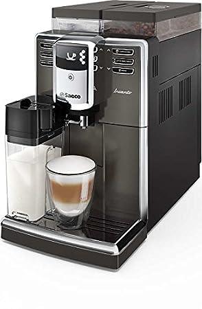 Philips Saeco HD 8919/51 Independiente Totalmente automática Máquina espresso 2.5L 15tazas Gris,