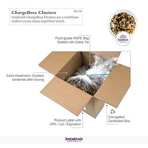 Imlak'esh Organics ChargeBoss Clusters, 16-Pound Bulk Box by Imlak'esh Organics (Image #2)
