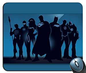 Custom Justice League v4 DC Comics Mouse Pad g4215
