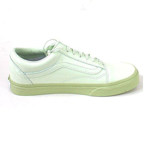 Per Vans Scarpe Old Donne Marca Colore Sport Donne Ua Modello Le Verde Verde Skool 5ppfEwxq