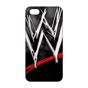 SHOWER 2015 New Arrival wwe logo 3D Phone Case for iPhone 5S