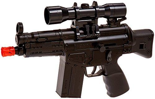 Crosman Elite Mini Pulse M74 Airsoft Rifle, Black (Pulse Rifle Airsoft)