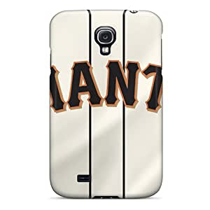 Shock Absorbent Hard Phone Case For Samsung Galaxy S4 With Provide Private Custom High Resolution San Francisco Giants Pictures AaronBlanchette