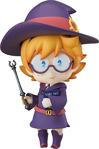 Good Smile Little Witch Academia: Lotte Yanson Nendoroid Action Figure from Good Smile