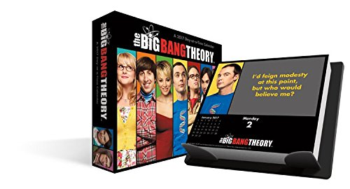 The Big Bang Theory - 2017 Boxed Calendar 6 x 5in (Big Bang Theory Penny compare prices)