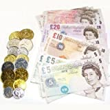 Children Fake Money Play Set Ideal Set for Kids to Play with Learning About Money and a Joke Novelty By Guilty Gadgets