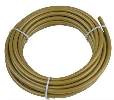 Brass lamp kit 8 for wiring of wooden lamp bases amazon 3 core gold lighting cable flex 05mm 3 amp length 5m greentooth Image collections
