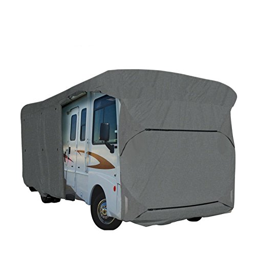 (Waterproof RV Cover Motorhome Camper Travel Trailer 38' ft. Class A B C)