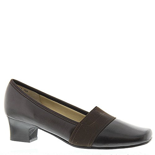 Mark Lemp Classics Womens Logic Pump Brown