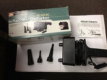 Amazon.com: Ozark Trail inflador/Deflactor para colchones de ...