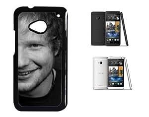 Hard case HTC One with printed design- Ed Sheeran