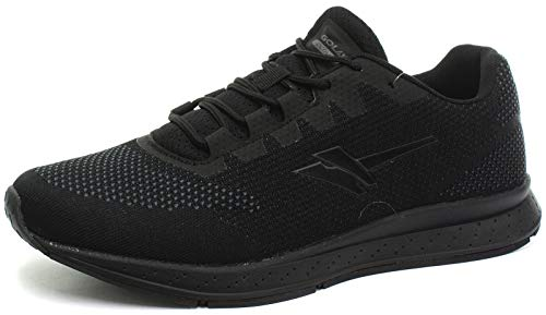 Black Mens Running/Trail Shoes, Size 10 ()