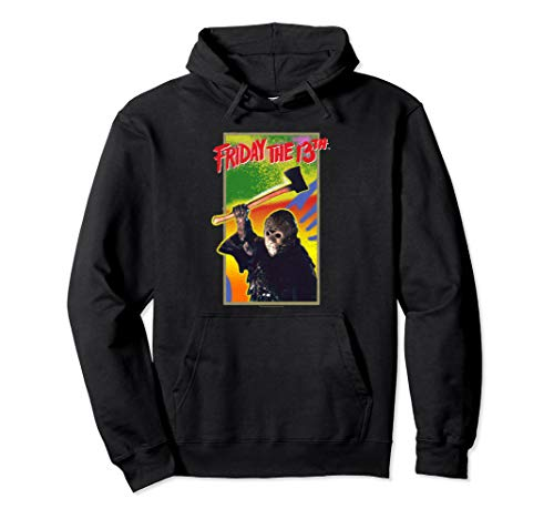Friday the 13th Retro Game Pullover Hoodie (Best Counselor Friday The 13th Game)