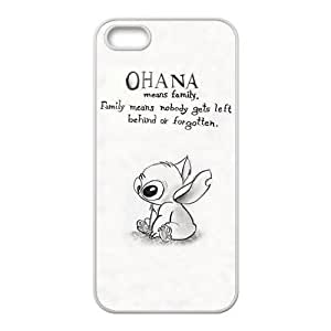Ohana smart creature Cell Phone Case for iPhone 5S