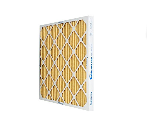 Heating, Cooling Heating, Cooling MERV 11 Pleated 20x25x1 Furnace Filters A/C (12 pack)