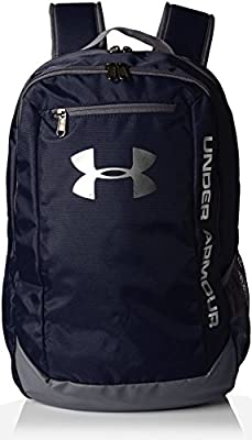 Under Armour UA Hustle Backpack LDWR Mochila Hombre Marino Unica ...