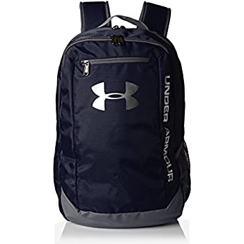 e0358b4dea2 Amazon.com  Under Armour Storm Hustle II Backpack, Black (001 ...