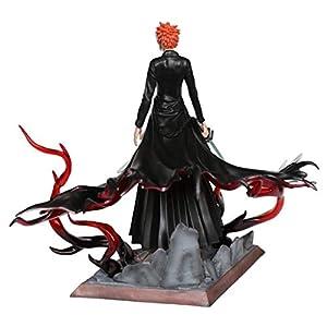 GOXJNG Anime Figure Action Figure Kurosaki ichigo Arrancar 28CM Figurine Collection Statue Decoration Ornaments Model…