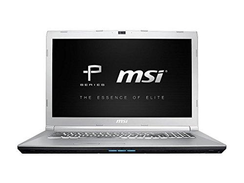 MSI Prestige PE72 8RD i7 17.3 inch Silver